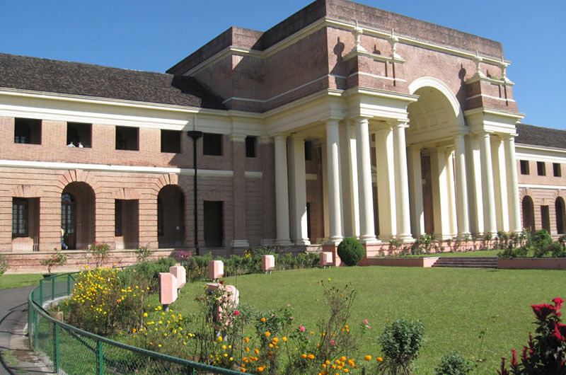 The Forest Research Institute- Dehradun